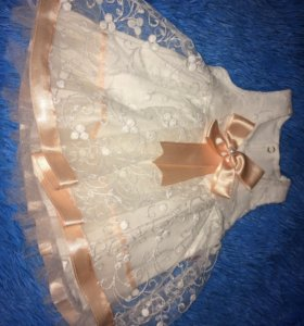 Продам платье для маленькой принцессы 👸🏻