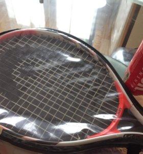 Теннисная детская ракетка 21размер