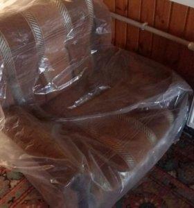 Кресло раскладное б/у
