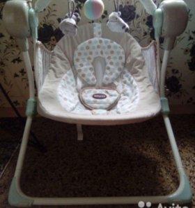 Электрокачели babycare A055000