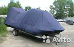 Катер на воздушной подушке