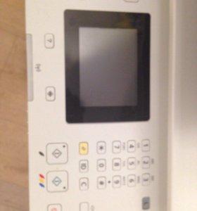 Лазерный МФУ принтер