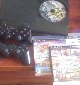 PlayStation 3 и Psp и игры