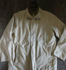 Отличная куртка-ветровка 50-52