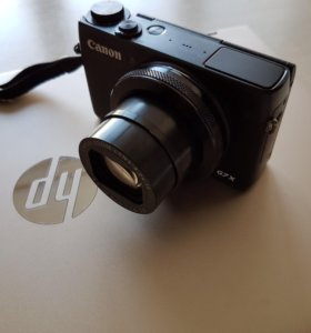 Фотоаппарат Canon G7X