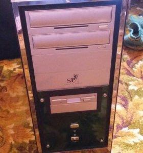 Компьютер офисный в сборе.