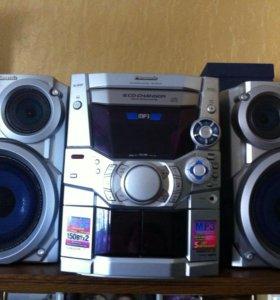 Музыкальный Центр Panasonic MP3