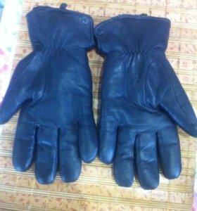 Перчатки зимние.