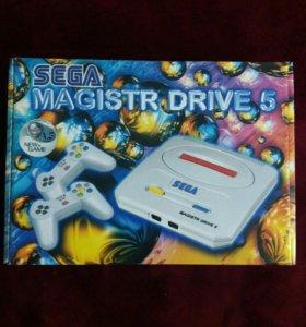 Игровая приставка SEGA Magistr