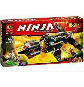 Bela 10322 аналог Lego NinjaGo 70747