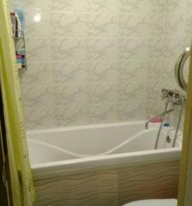 Квартира, 2 комнаты, 33.5 м²