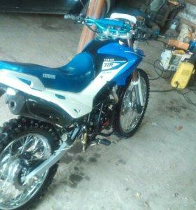 Мотоцикл irbis ttr250r