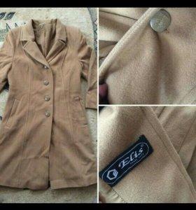 Пальто ELIS +подарок сапожки