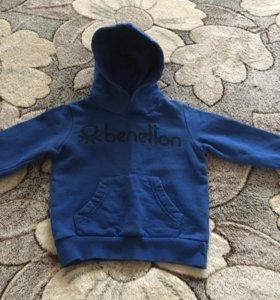 Свитшот(Benetton)