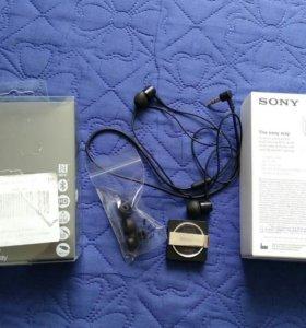Наушники Bluetooth Sony SBH20 черный