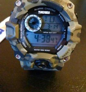 Часы Skmei 1019 (новые)