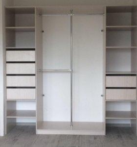 Встроенные шкафы купе