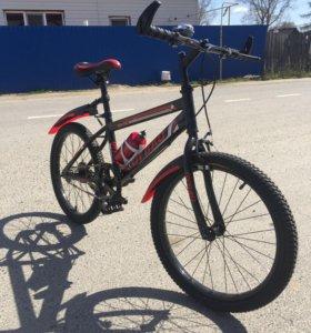 Велосипед подростковый 20 дюймов