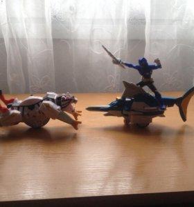Рейнджеры самураи