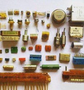 Утилизируем платы,радиодетали,конденцаторы км.