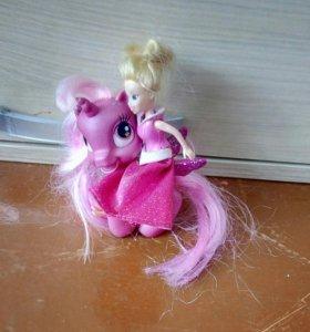 Лошадь и принцесса