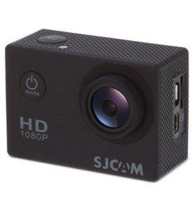 Новая!!! Экшн камера Sj4000 Sjcam 1080hd. Не б/у!!