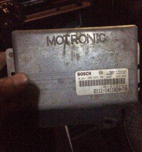 ЭБУ Bosch m1 5.4 на двигатель 1.5 8 клап