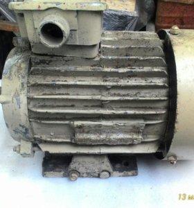 Двигатель асинхронный 380