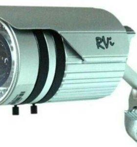 Камера наружного видеонаблюдения RVi-164SsH