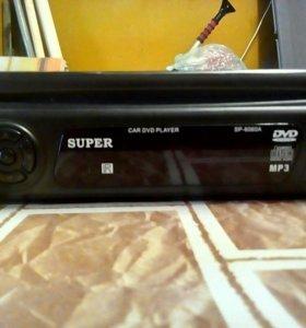 Автомобильный DVD, Mp3 Super