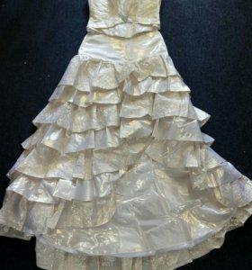 Вечернее платье, платье свадебное