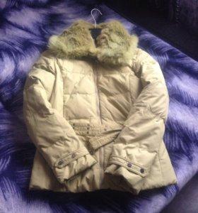 Куртка зимняя 44