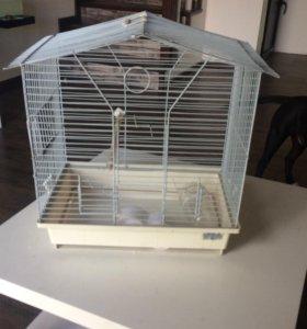 Клетки для попугайчиков
