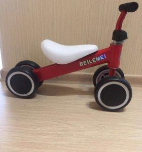 Новый Беговел для детей от 1 года до 3 лет.