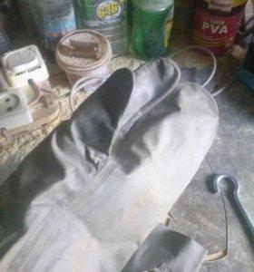 Перчатки химкостюма Л1