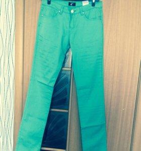 Новые тонкие джинсы на лето
