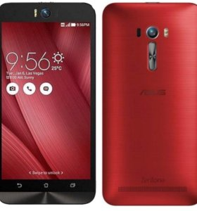 Asus zenfone selfie zd551kl 16gb RED