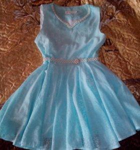 _ платье