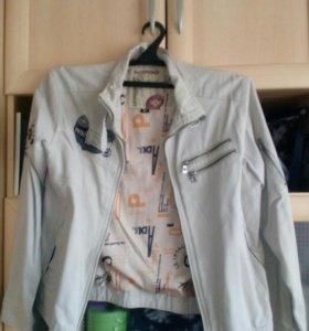 Ветровка куртка мужская