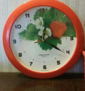 Новые часы 🕛