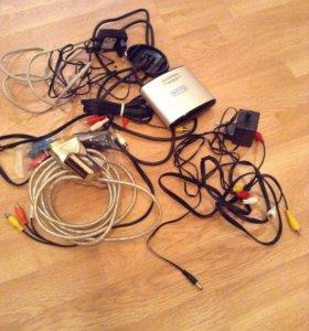 Провода кабели