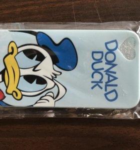Чехол Donald Duck на iphone 5