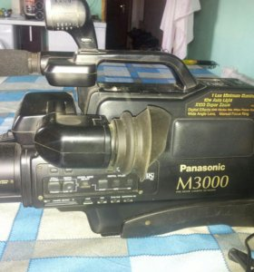 Видеокамера Panasonic М3000