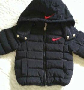 Детская куртка (осень-зима)