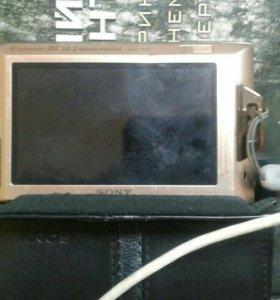 Цифровой фотоаппарат Sony Cyber-shot DSC-TX1