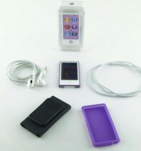 iPod Nano 7 + 2 чехла + пленка на экран
