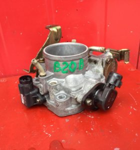 Дроссельная заслонка на Honda B20B