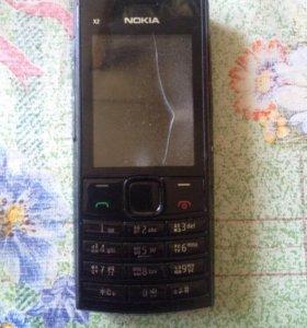 Nokia X2-02 на запчасти