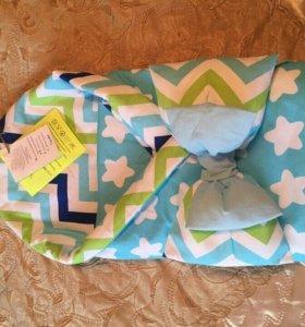 Конверт -одеялко на выписку
