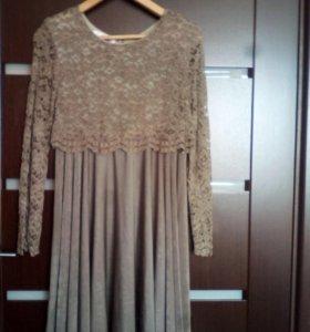 Очень красивое платье для девочек 42 р